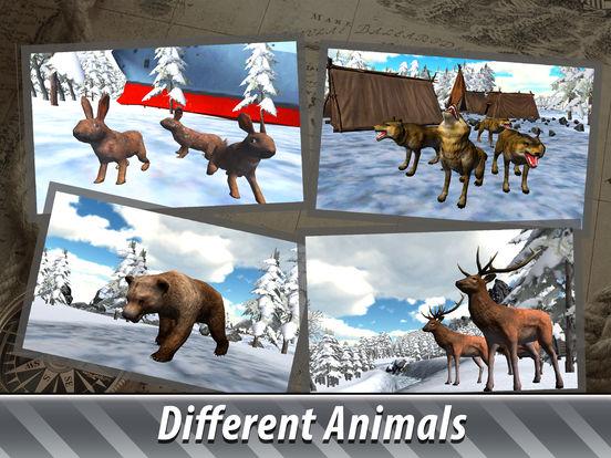 Winter Animal Hunter 3D Full screenshot 6