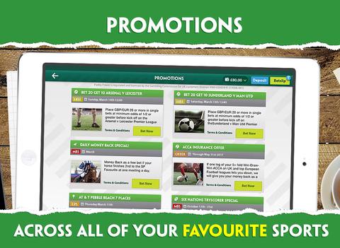 Paddy Power Sports Betting screenshot 4