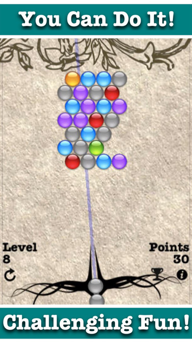 Bubble Jewels iPhone Screenshot 2