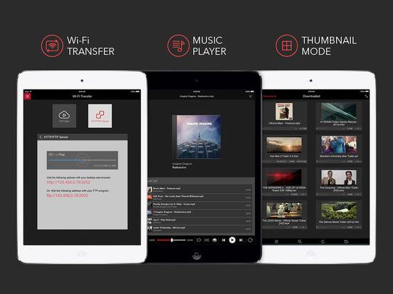 AVPlayerHD Screenshots