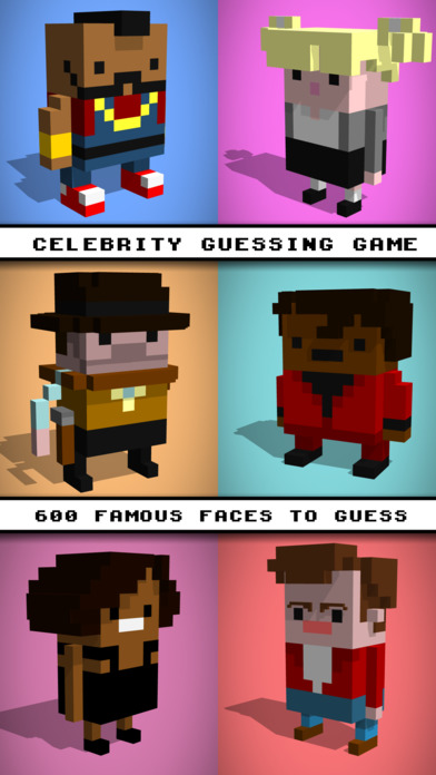 Guessy Stars - The Celebrity Quiz Screenshot