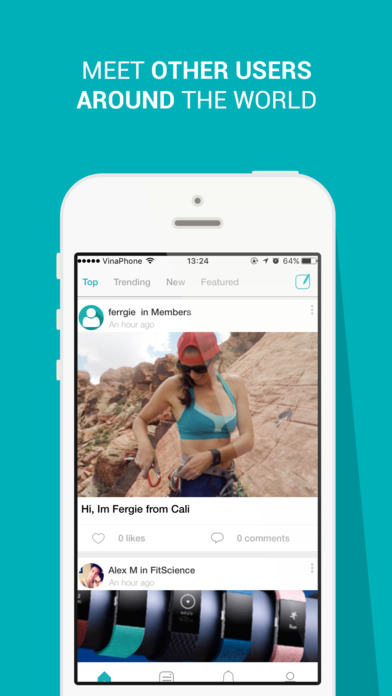 Forum for Fitbit Alta: Devices, Health, Fitness screenshot 1
