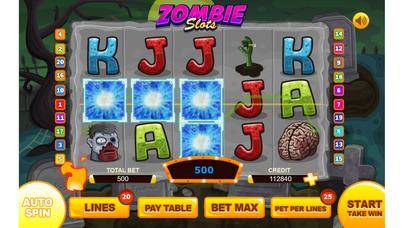 Screenshot 2 Живой мертвец Казино Игровые автоматы игры
