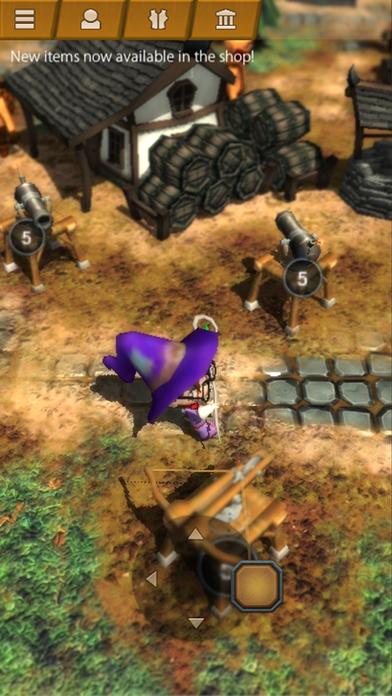 SpellSlinger - Casual Single Player RPG Screenshot