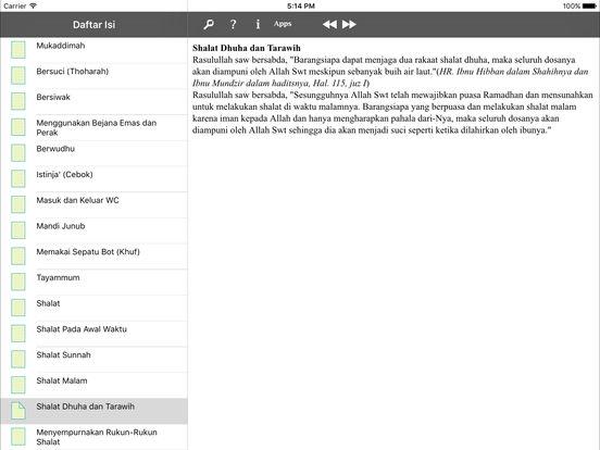 iTaqwa for iPad iPad Screenshot 3