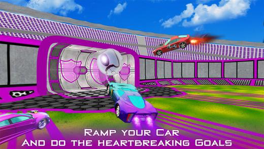 Super Rocket Ball:Soccer League Online Multiplayer Screenshot