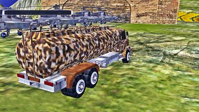 Army Transport Truck Simulation Pro screenshot 3