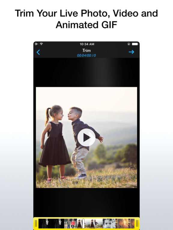 Live Convert - Live Photo, Video and GIF Screenshots