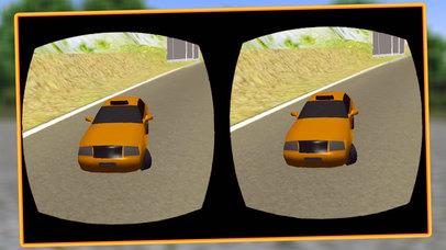 VR Modern Snow Taxi Driving screenshot 5