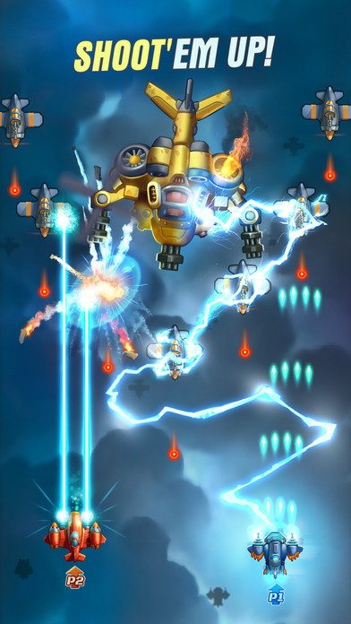 HAWK Arcade Shooter in your pocket Shoot em up  hack tool Crystals