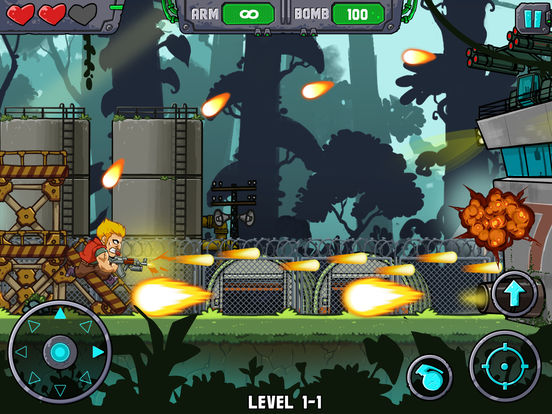 Metal Shooter screenshot 10