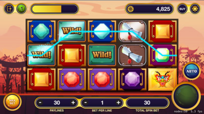 Screenshot 1 Super Juicy Slots