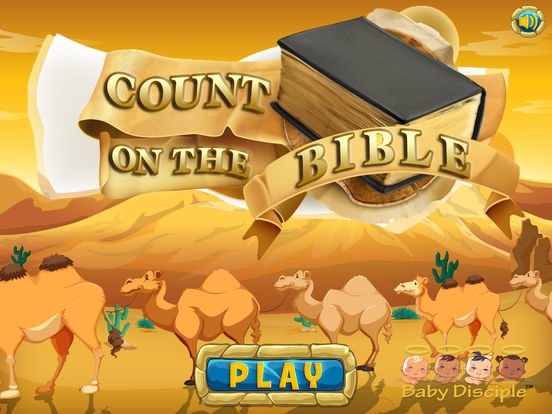 Baby Disciple Count on the Bible screenshot 6
