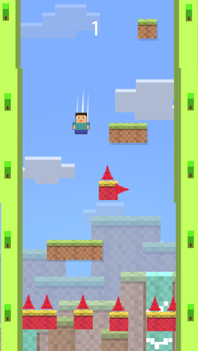 Tiny Boy Cubic Hopper screenshot