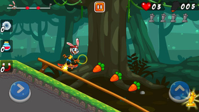 Bunny Boarding screenshot 1