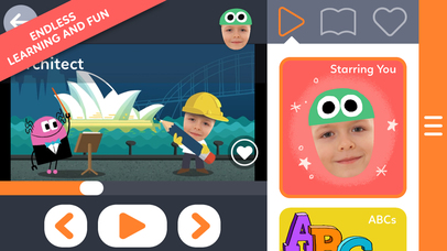 StoryBots – Learning Books & Videos Starring You! screenshot 2