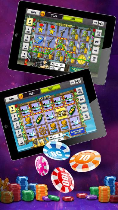 Screenshot 4 Ретро Слоты — Игровые Автоматы Удачи