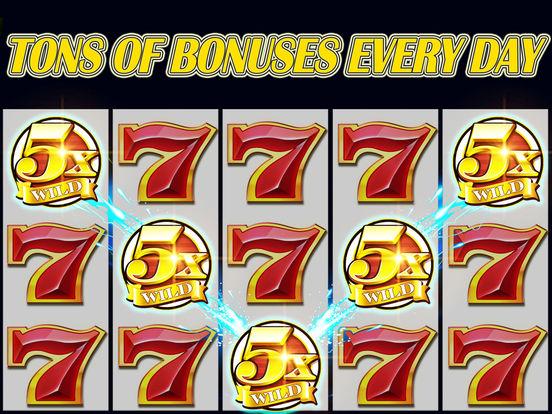 Classic Slots™- Best Real Vegas Slots!screeshot 1