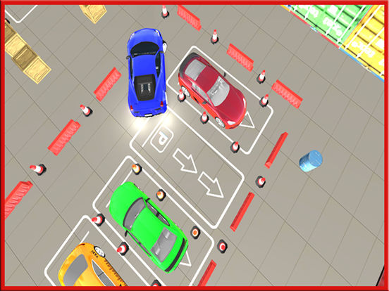 Cars Parking screenshot 6