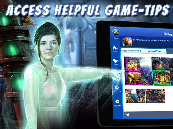 Game Finder: Best Hidden Object, Puzzle & Mysteryscreeshot 4