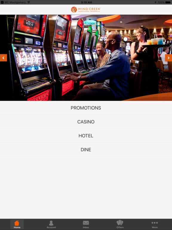 Wind creek casino promotional code best world casino