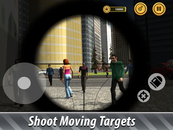 Contract Crime Sniper 3D Full Screenshots