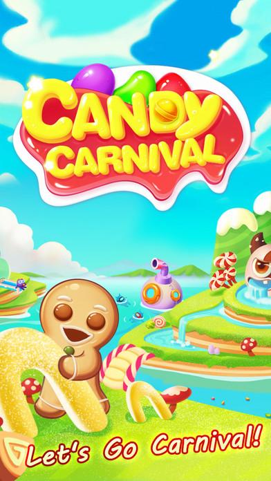 Candy Carnival -Blast Mania screenshot 1