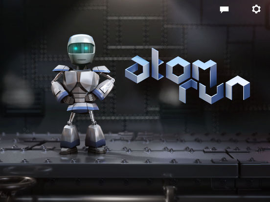 Atom Run Screenshots