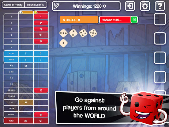 Yatzy Ultimate - Best Dice Game - roll & win Screenshots