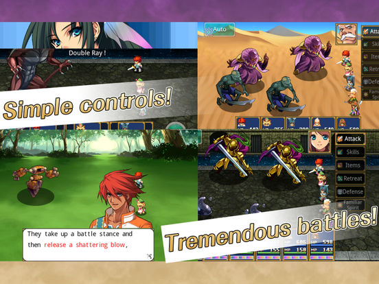RPG End of Aspiration Screenshots