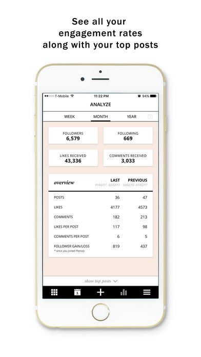 Planoly: Planner & Scheduler for Instagram app image