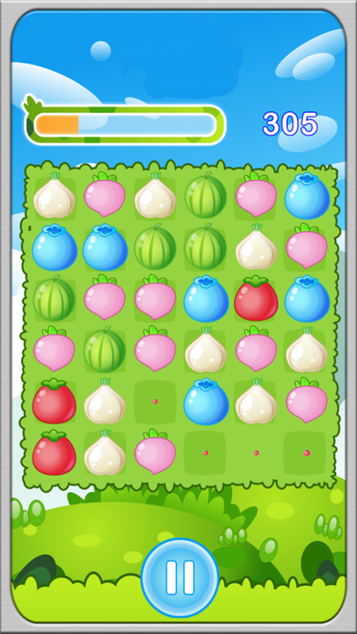 Garden Match 3 Puzzle screenshot 2