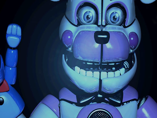 Five Nights at Freddy's: Sister Location Screenshots