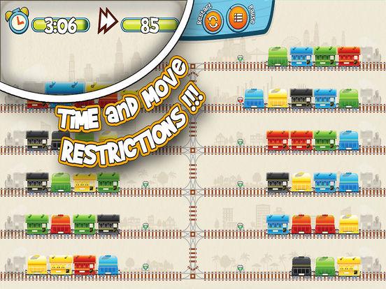 Скачать игру Train Mix логическая головоломка-пасьянс