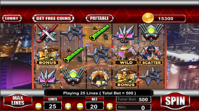 Slots 777 : Casino Slot Machines screenshot 1