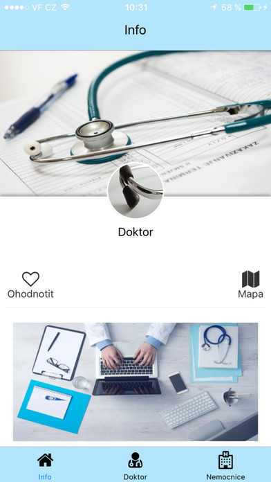 Screenshot #1 for Doktor