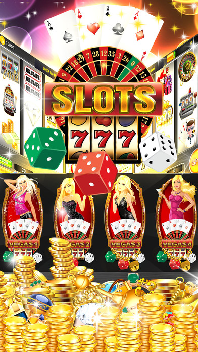 Screenshot 1 счастливые слоты казино Vegas — Uptown двойная спи