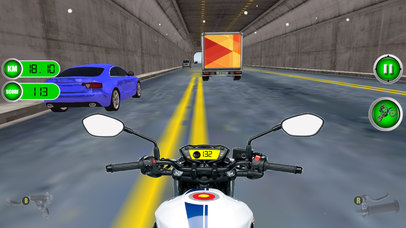 Traffic Moto Racing 2017 Pro screenshot 5