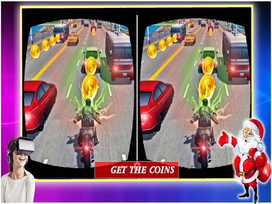 VR-Top Speed Bike Racer-2017 Pro screenshot 10