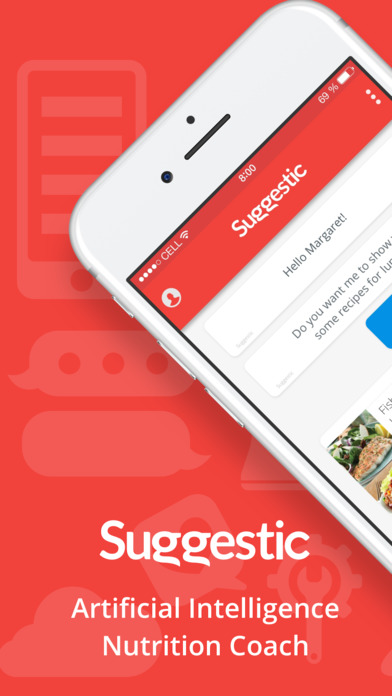Suggestic - Automated and Personalized Nutrition screenshot