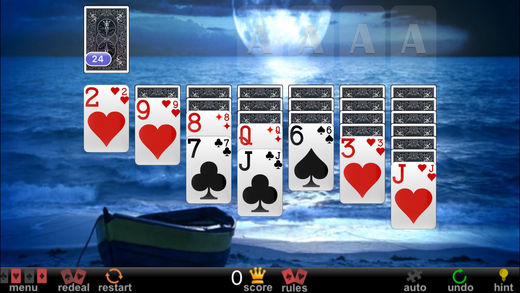 Full Deck Pro Solitaire Screenshots