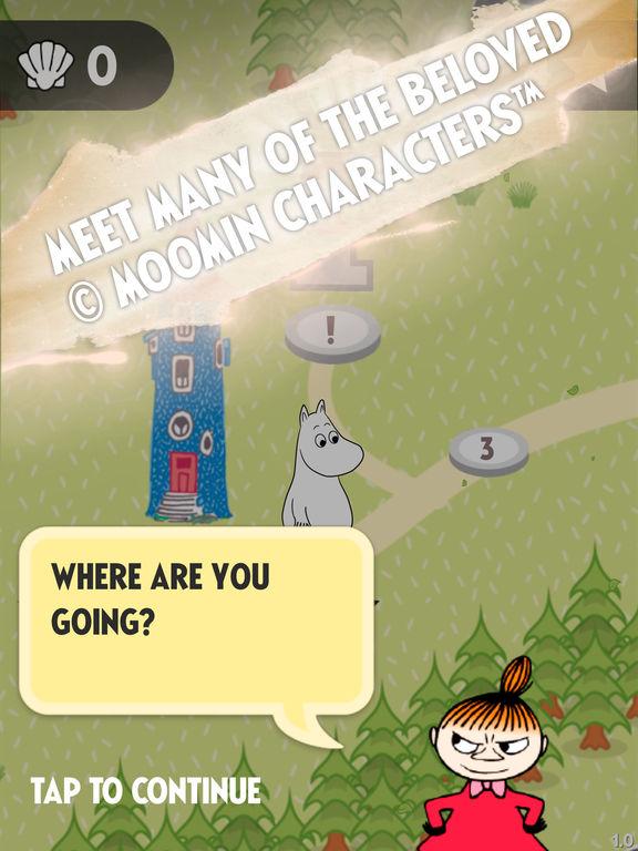 Moomin Quest для iPad