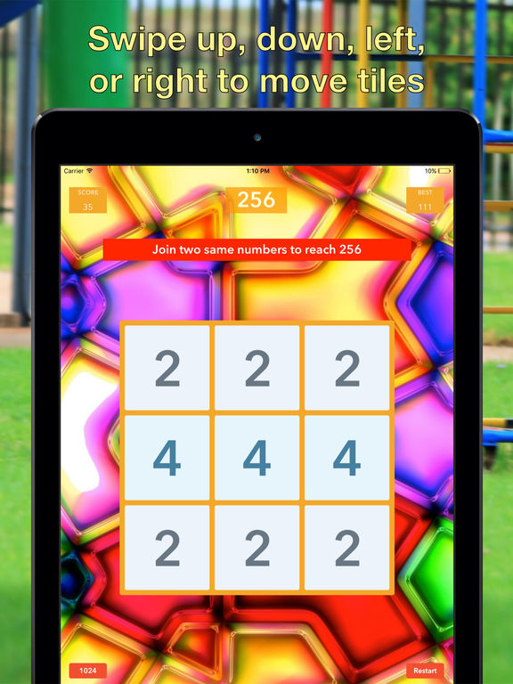 256 Best Number Puzzle for Kids Screenshots