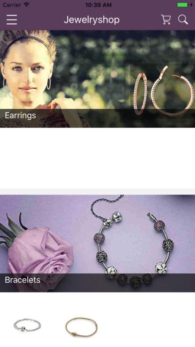 Jewelshop screenshot 2