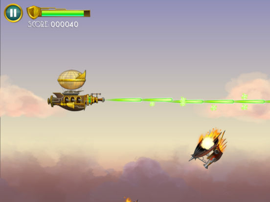 Airship Squadron Defender screenshot 6