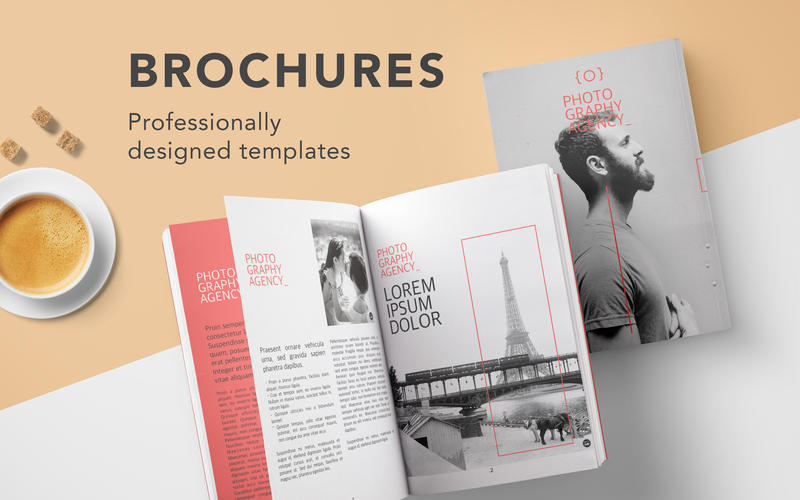 Brochures studio 2 5 templates for pages macos apps for Apple pages brochure templates