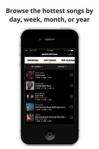 Audiomack Music & Mixtape App screenshot 3