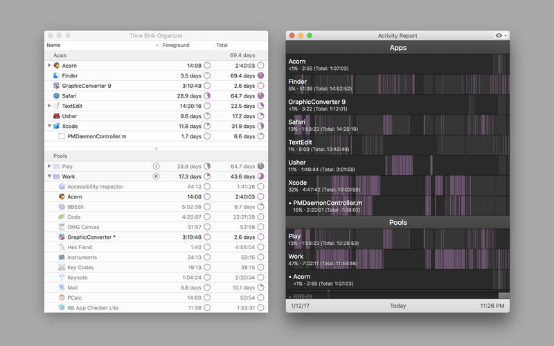 Time Sink Screenshots