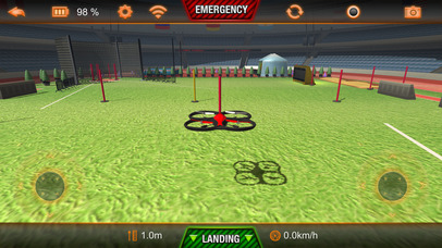 AR.Drone Sim Pro screenshot 1