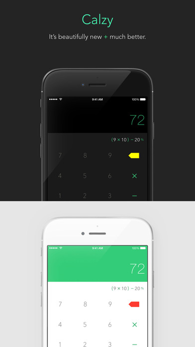 Calzy - The Smart Calculator Screenshots